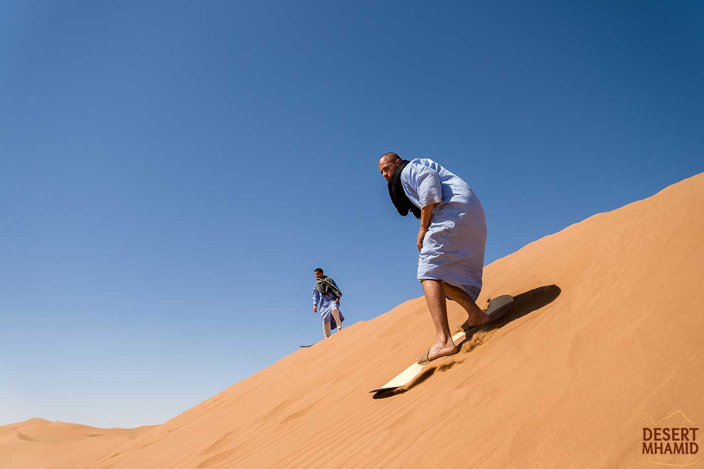 Desert trip from Mhamid