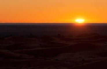 Desert-sunset-morocco-tours