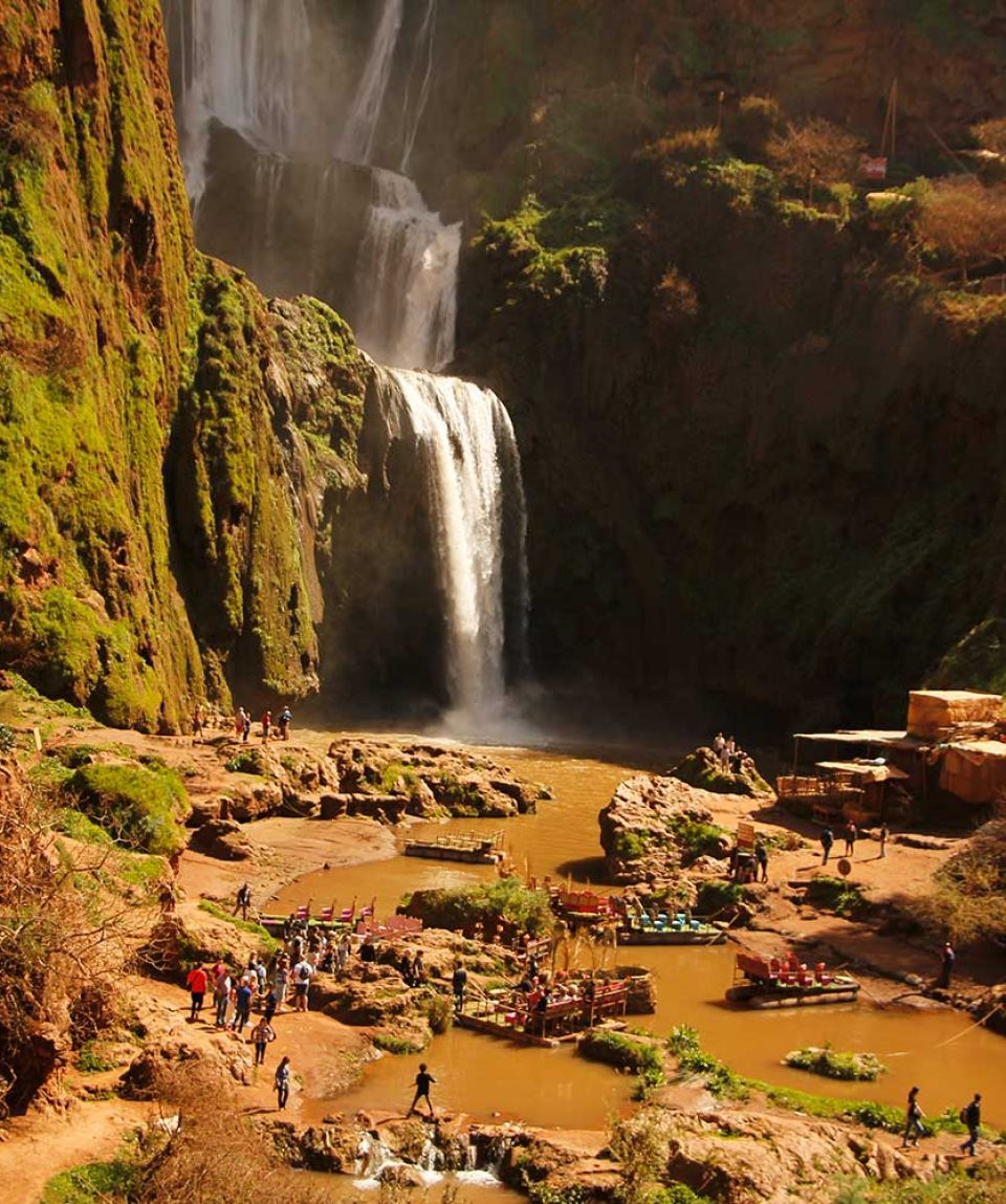 Ouzoud-waterfalls-excursions
