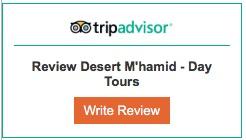 Desert Mhamid Review Tripadvisor